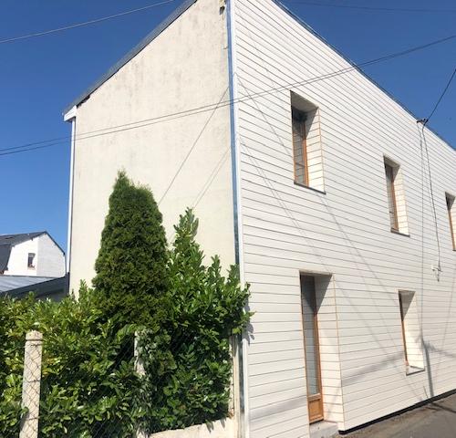 Isolation d'une maison à Deauville
