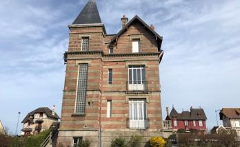 Rénover les menuiseries d'une maison à Deauville