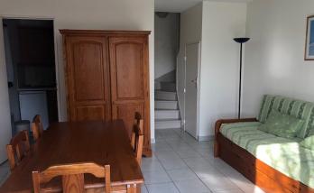 Appartement avant rénovation à Deauville