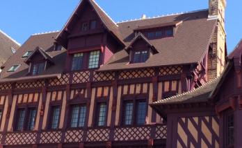 Changement du toit à Trouville