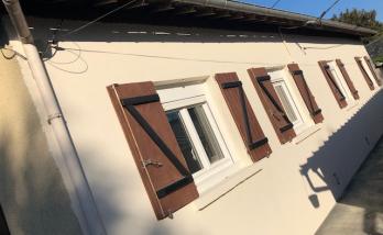 Rénover la façade de sa maison à Trouville
