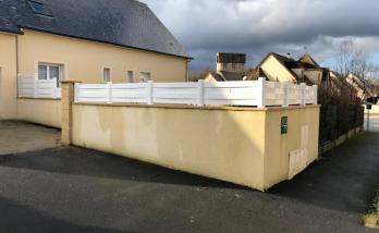 Installer un claustra à Deauville