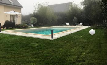 Création d'une piscine à Trouville