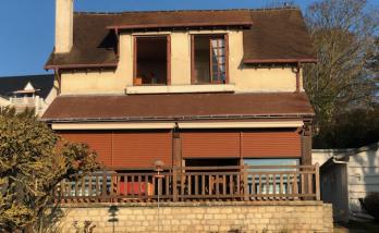 Rénover la toiture de sa véranda à Trouville