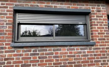 Remplacement des fenêtres d'une maison à Deauville
