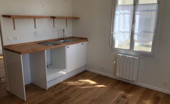 Rénovation d'un appartement à Deauville