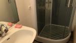 Salle de bain avant travaux à Cabourg