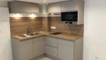 Rénovation de la cuisine à Cabourg