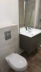 Installation d'une vasque à Trouville