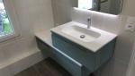 Rénovation d'une salle de bain à Cabourg