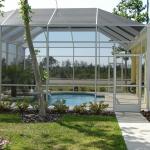 Installer une véranda de piscine à Deauville
