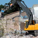 démolition de maison